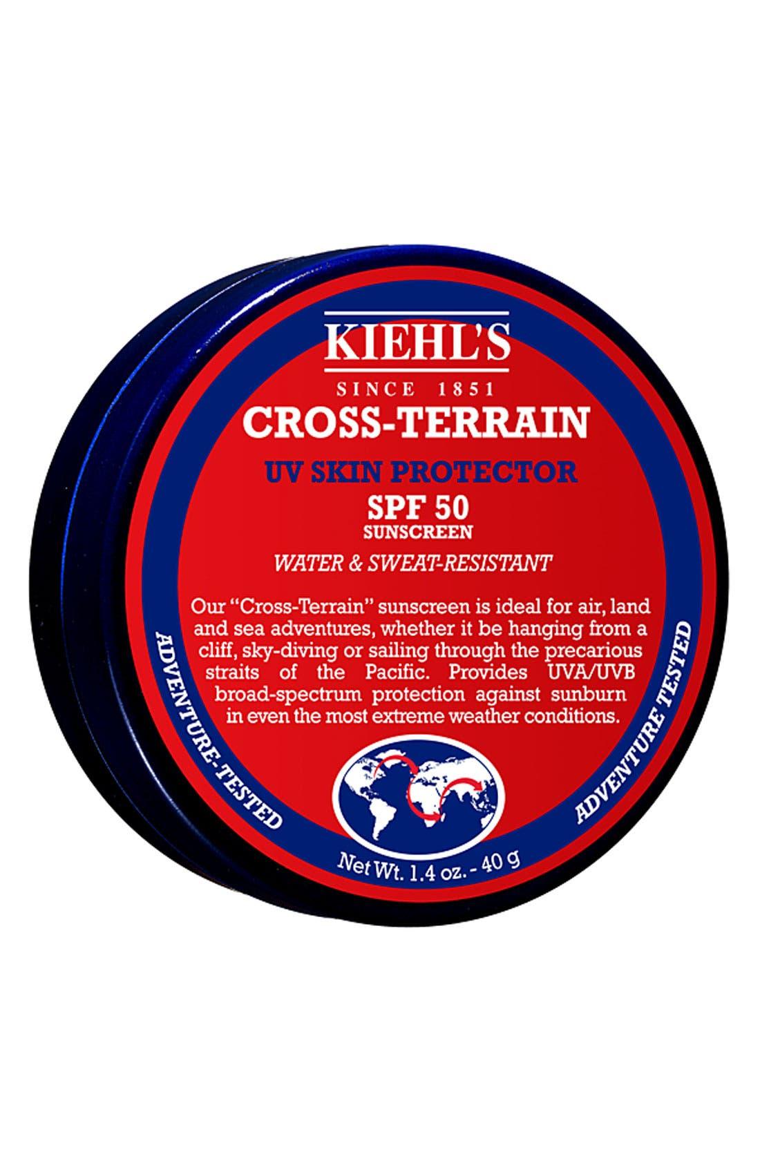 ,                             'Cross-Terrain' UV Skin Protector SPF 50,                             Main thumbnail 1, color,                             000