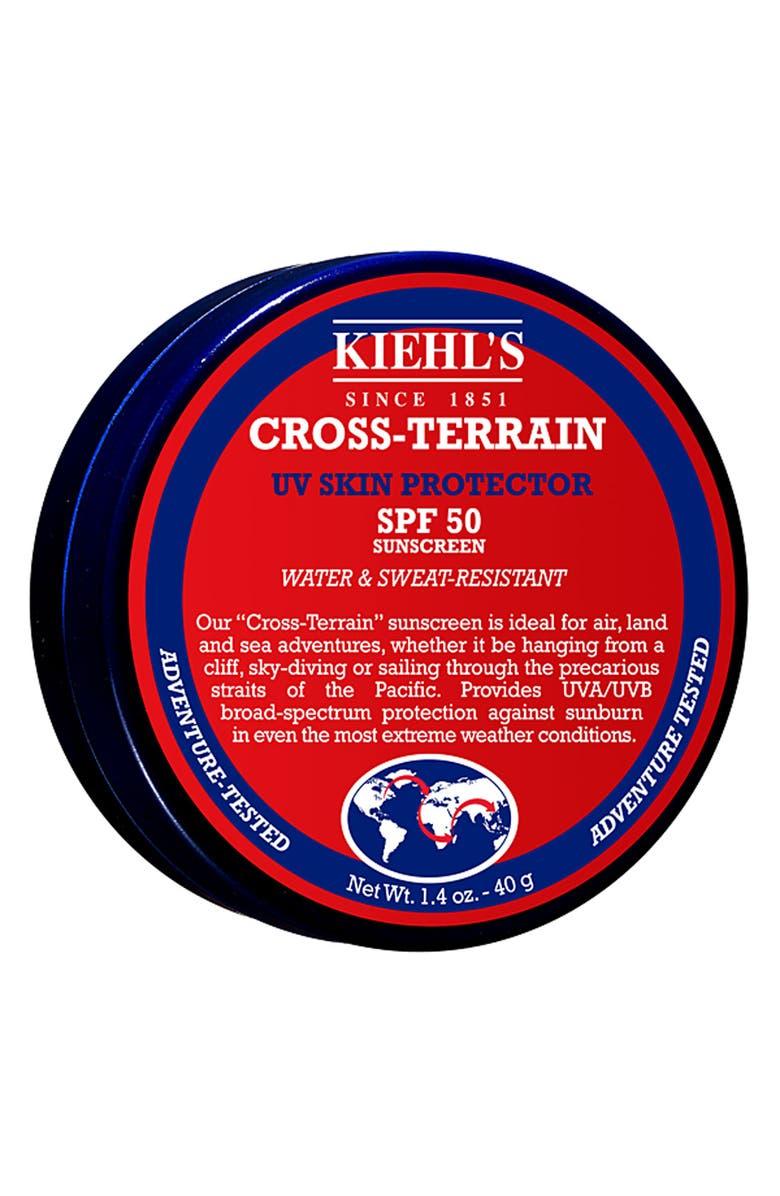 KIEHL'S SINCE 1851 'Cross-Terrain' UV Skin Protector SPF 50, Main, color, 000