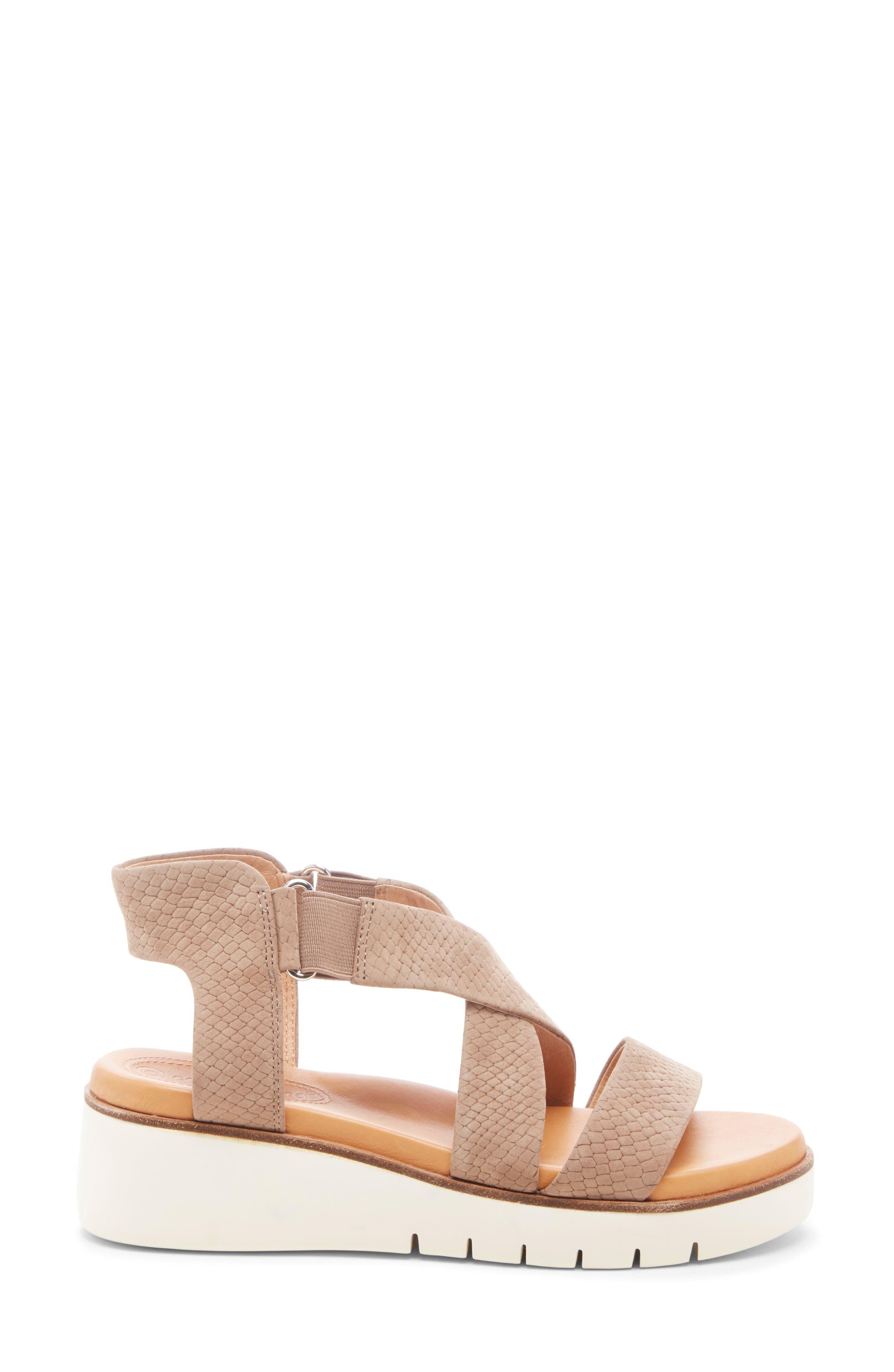 ,                             Bonneigh Platform Sandal,                             Alternate thumbnail 2, color,                             SMOKEY ASH EMBOSSED LEATHER