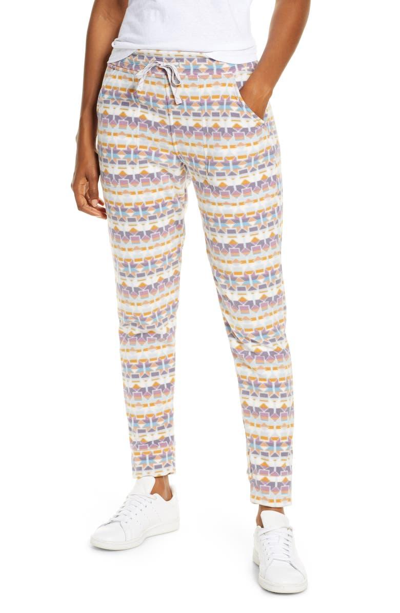 PATAGONIA Snap-T<sup>™</sup> Fleece Pants, Main, color, CMTY CEDAR MESA TAILORED GREY