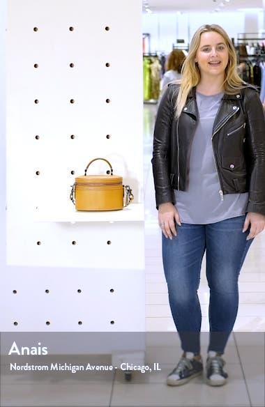 Trail Leather Crossbody Bag, sales video thumbnail