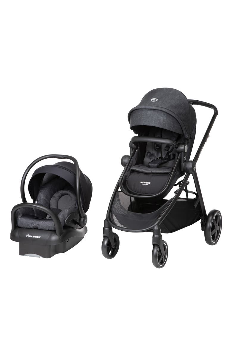 MAXI-COSI<SUP>®</SUP> Zelia Max 5-in-1 Modular Travel System, Main, color, NOMAD BLACK