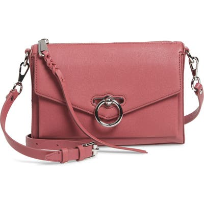 Rebecca Minkoff Jean MAC Convertible Crossbody Bag - Pink