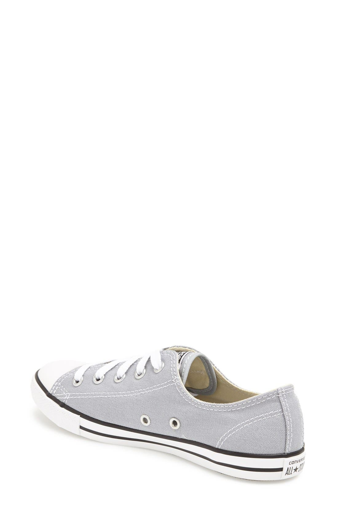 ,                             Chuck Taylor<sup>®</sup> 'Dainty' Sneaker,                             Alternate thumbnail 12, color,                             050