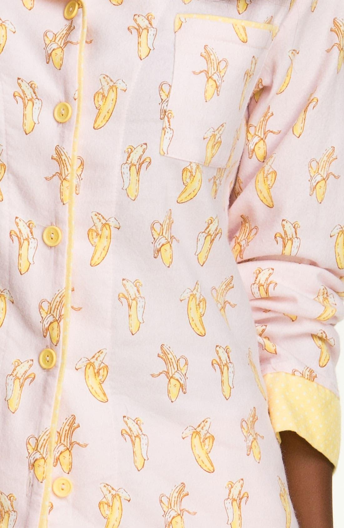 ,                             Flannel Pajamas,                             Alternate thumbnail 78, color,                             663