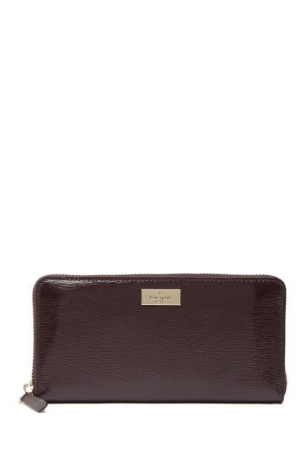 Image of kate spade new york leather neda wallet