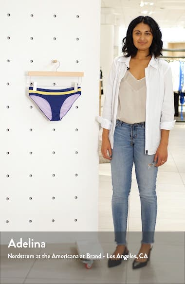 In the Loop Banded Hipster Bikini Bottoms, sales video thumbnail
