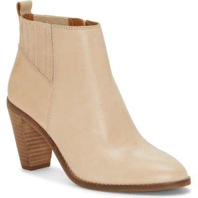 Lucky Brand Nesly Bootie- Brown