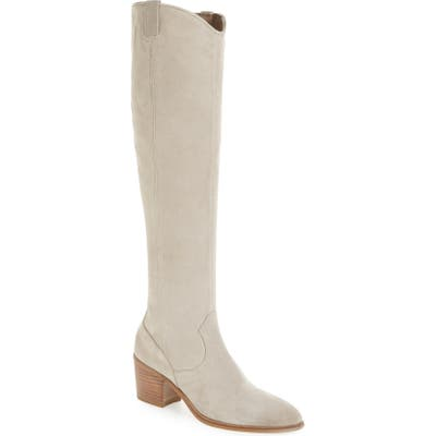 Sbicca Delano Over The Knee Boot, Brown
