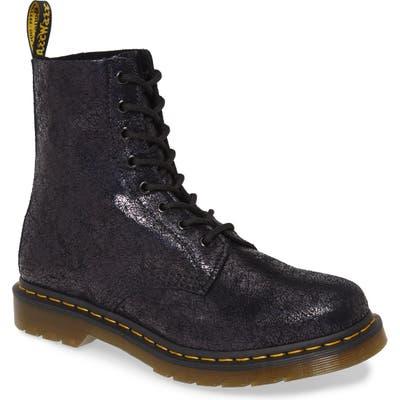 Dr. Martens 1460 Pascal Sparkle Boot, Black