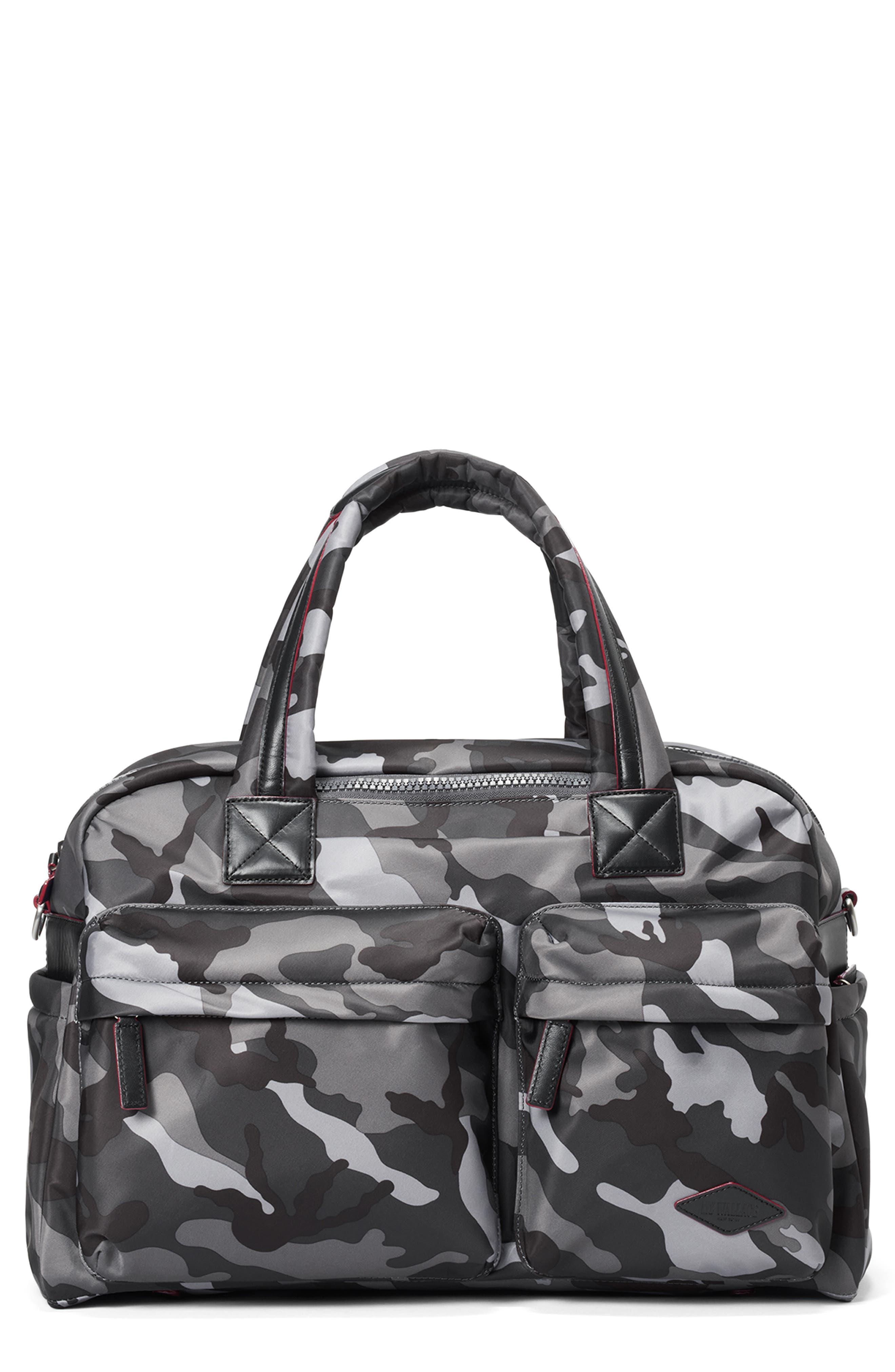 Bleecker Travel Nylon Duffle Bag