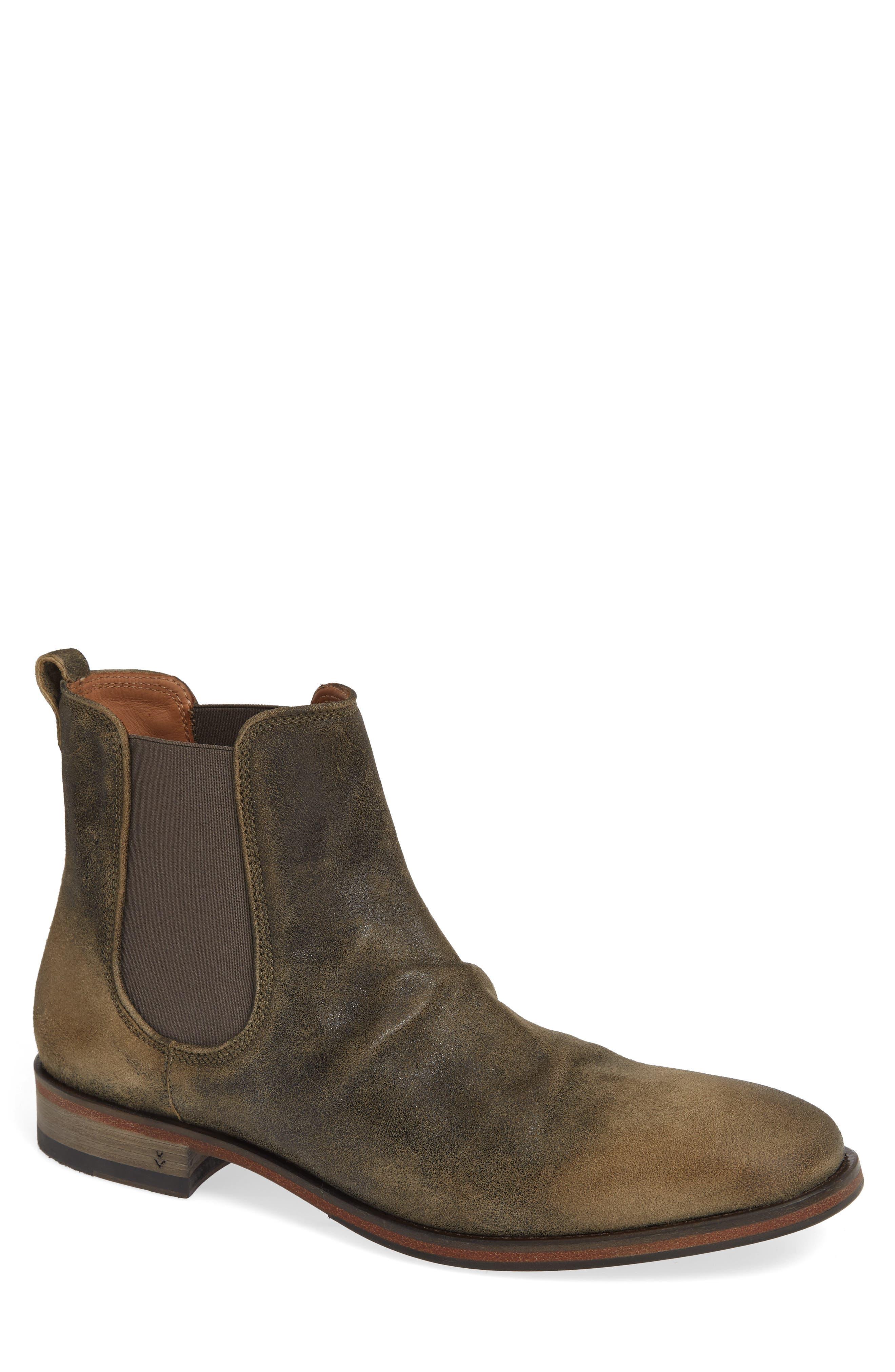 John Varvatos Collection Fleetwood Chelsea Boot