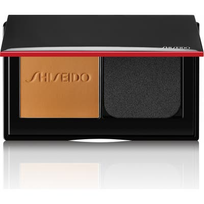 Shiseido Synchro Skin Self-Refreshing Custom Finish Powder Foundation - 410 Sunstone