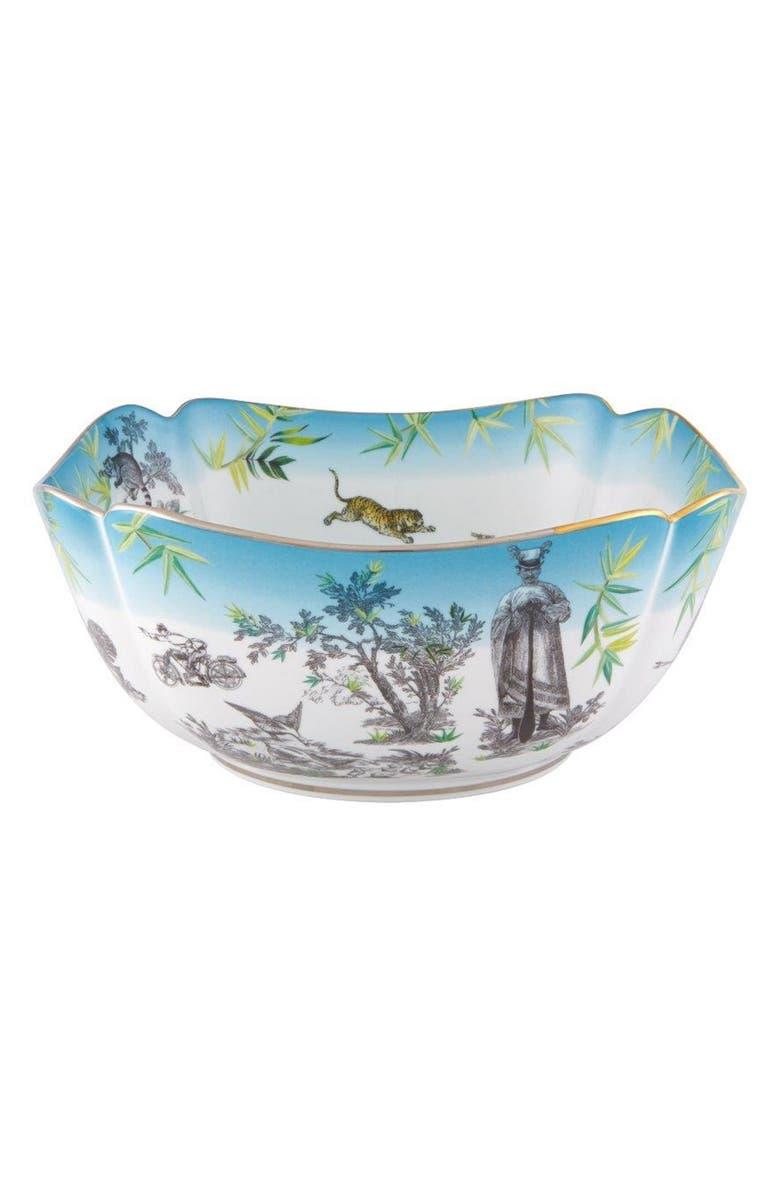 CHRISTIAN LACROIX Reveries Salad Bowl, Main, color, WHITE
