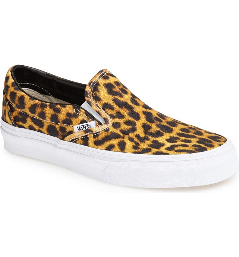 VANS 'Classic' Slip-On Sneaker, Main, color, 200