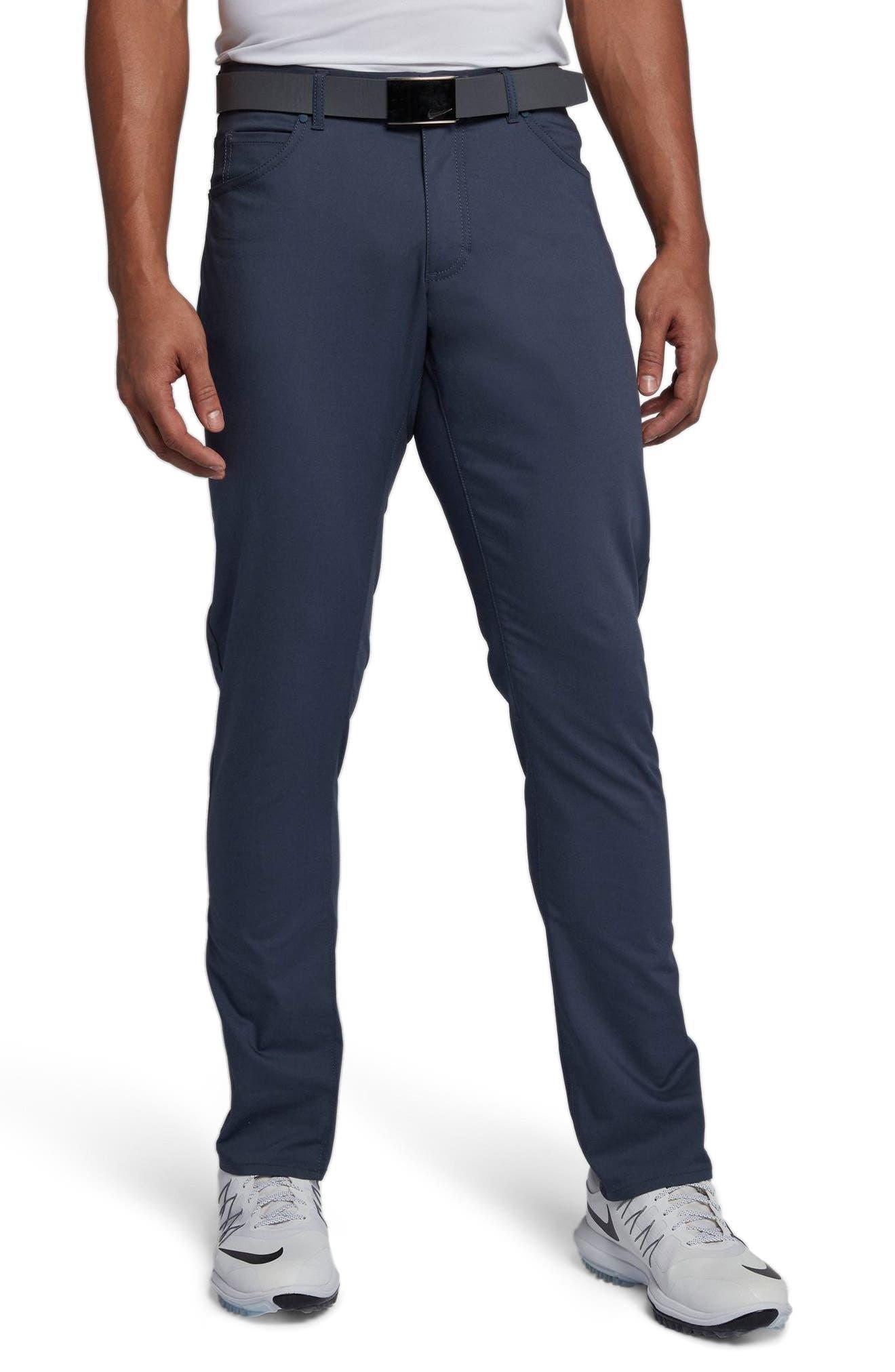 ,                             Flex Slim Fit Dri-FIT Golf Pants,                             Main thumbnail 30, color,                             471