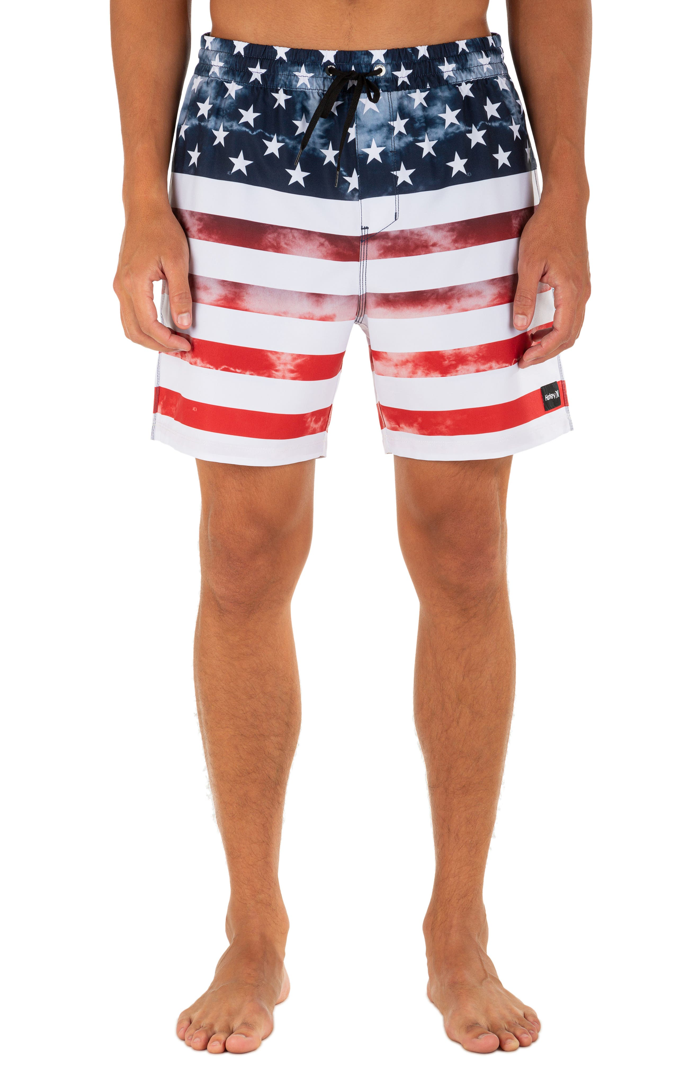 Independence Volley Board Shorts