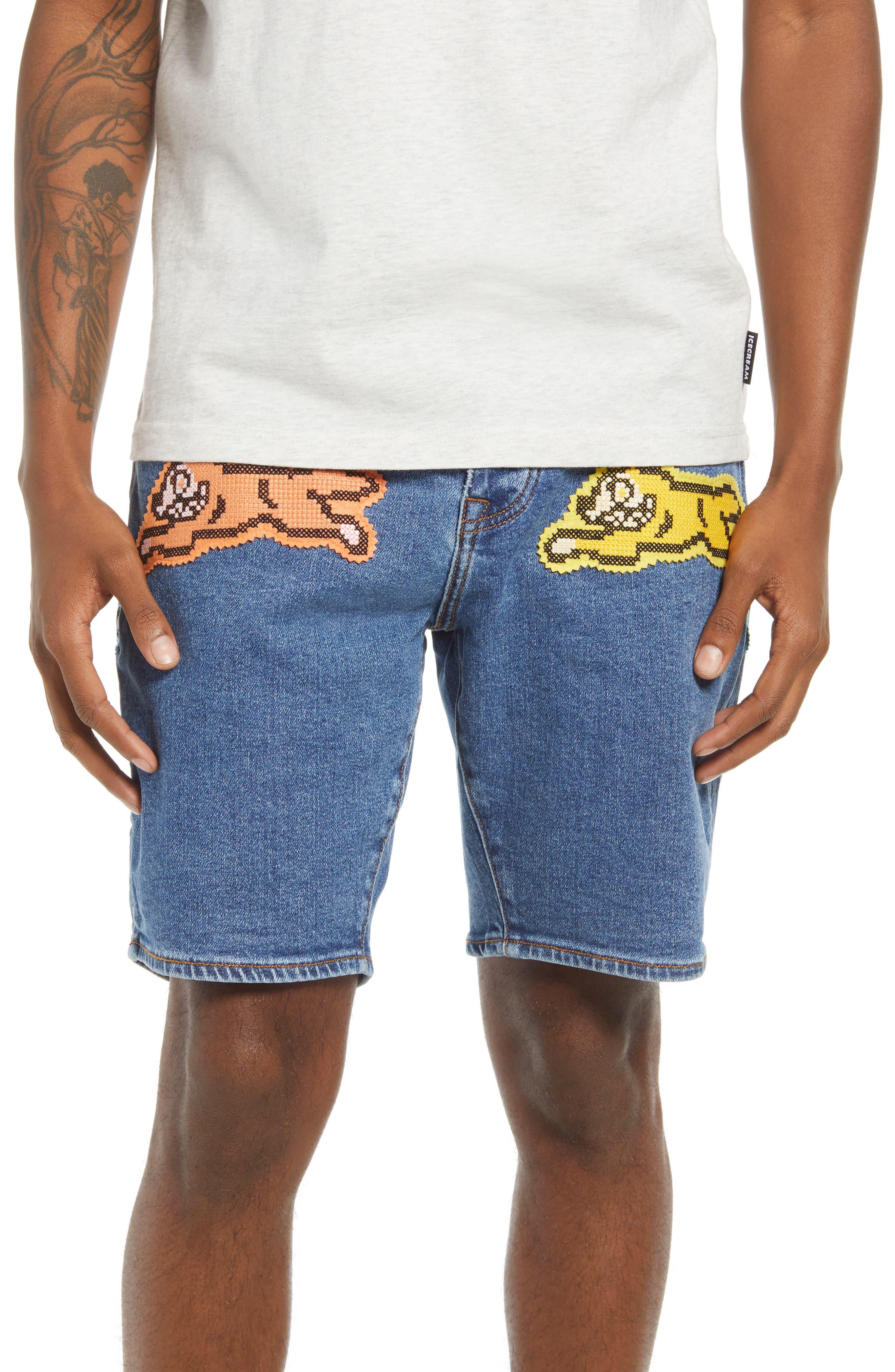 Men's Arch Jean Shorts