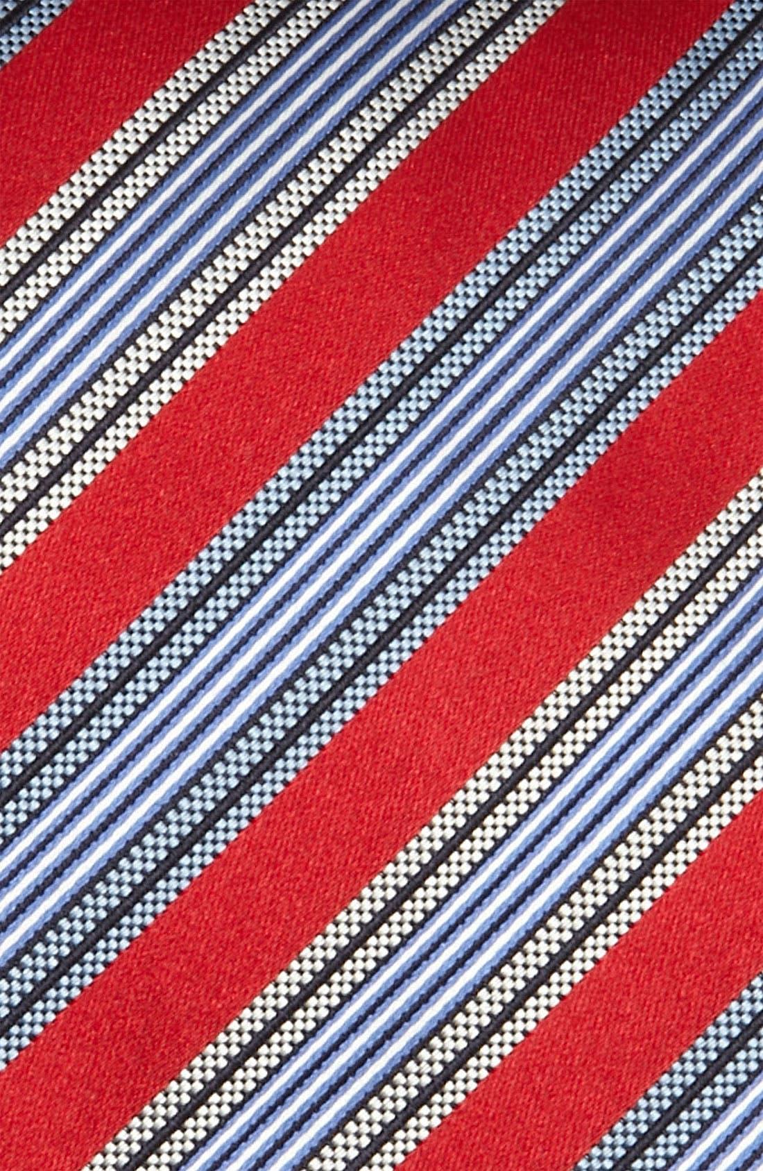 ,                             Woven Silk Tie,                             Alternate thumbnail 2, color,                             614