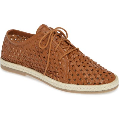Seychelles Retro Row Oxford, Brown