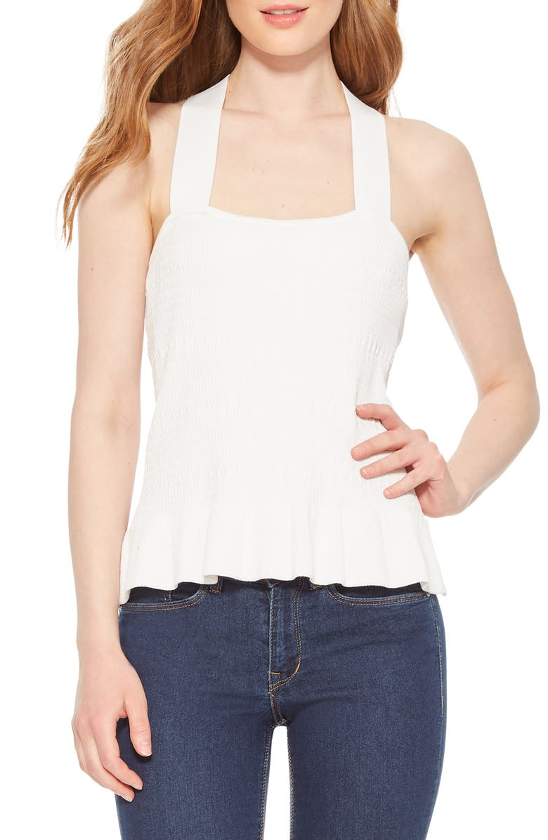PARKER Veda Knit Tank, Main, color, 100