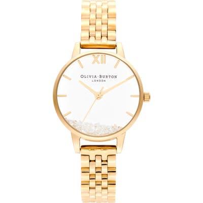 Oliva Burton Wishing Bracelet Watch, 30Mm
