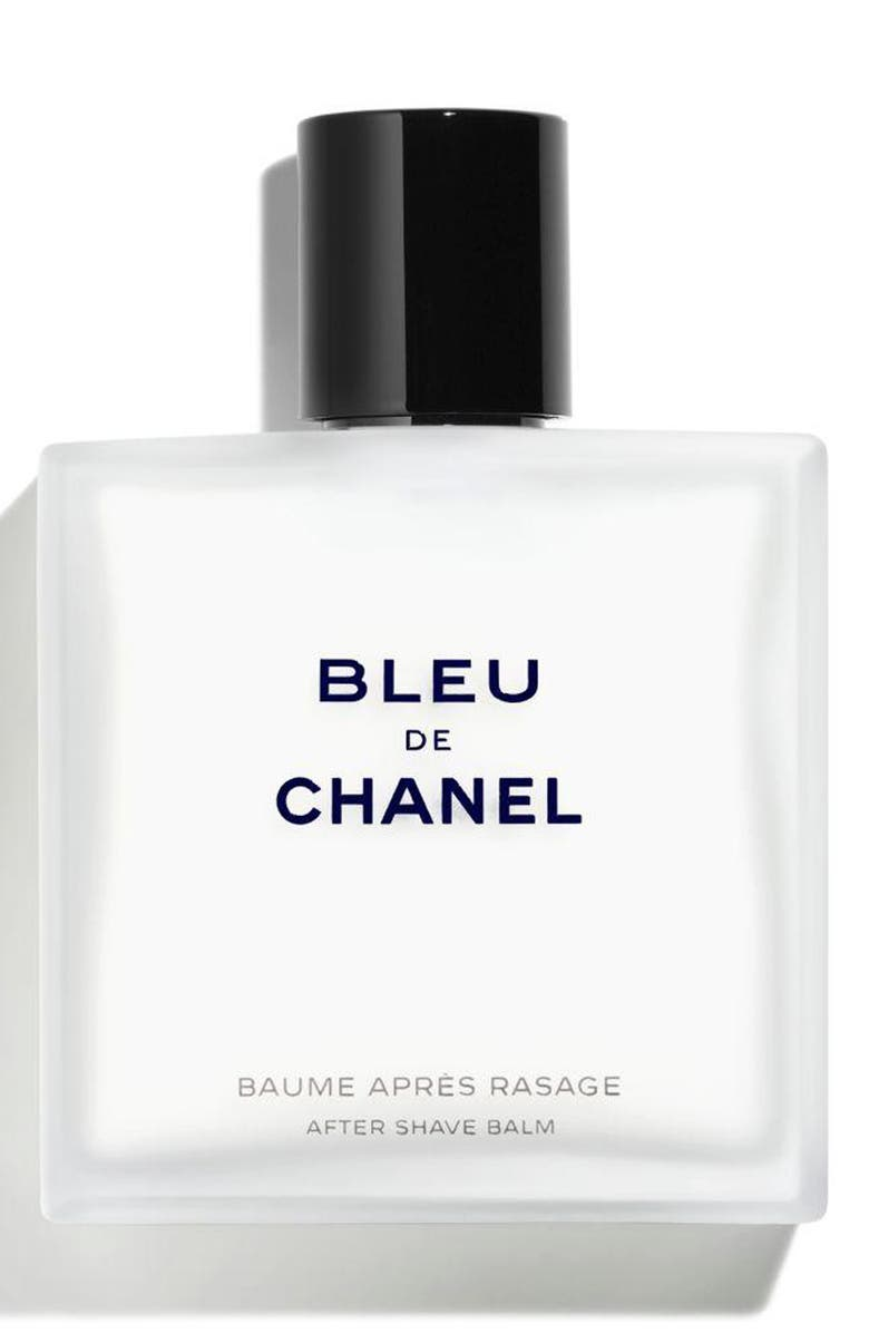 CHANEL BLEU DE CHANEL <br />After Shave Balm, Main, color, NO COLOR