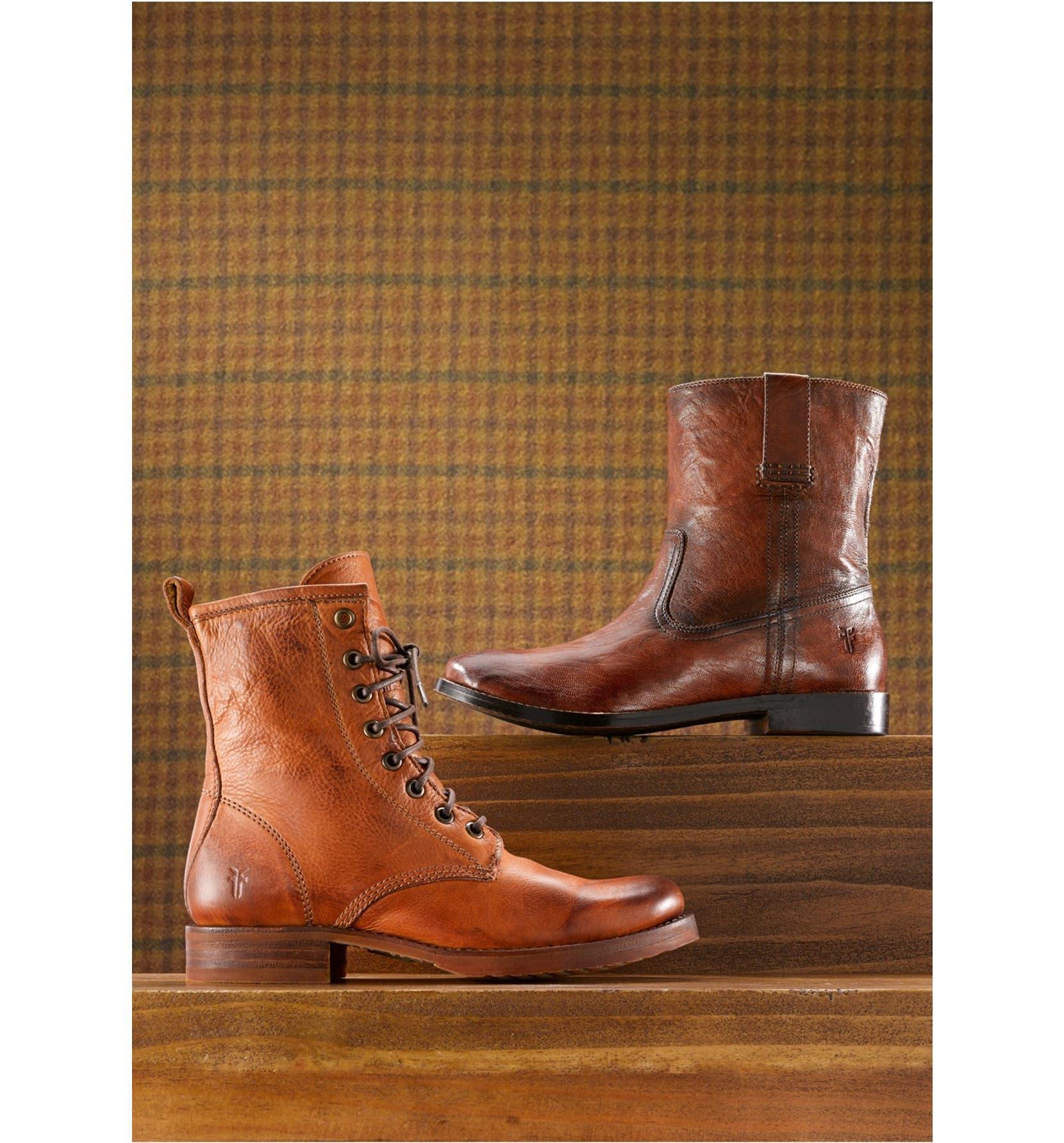 df04168b4 Frye Veronica Combat Boot (Women) | Nordstrom