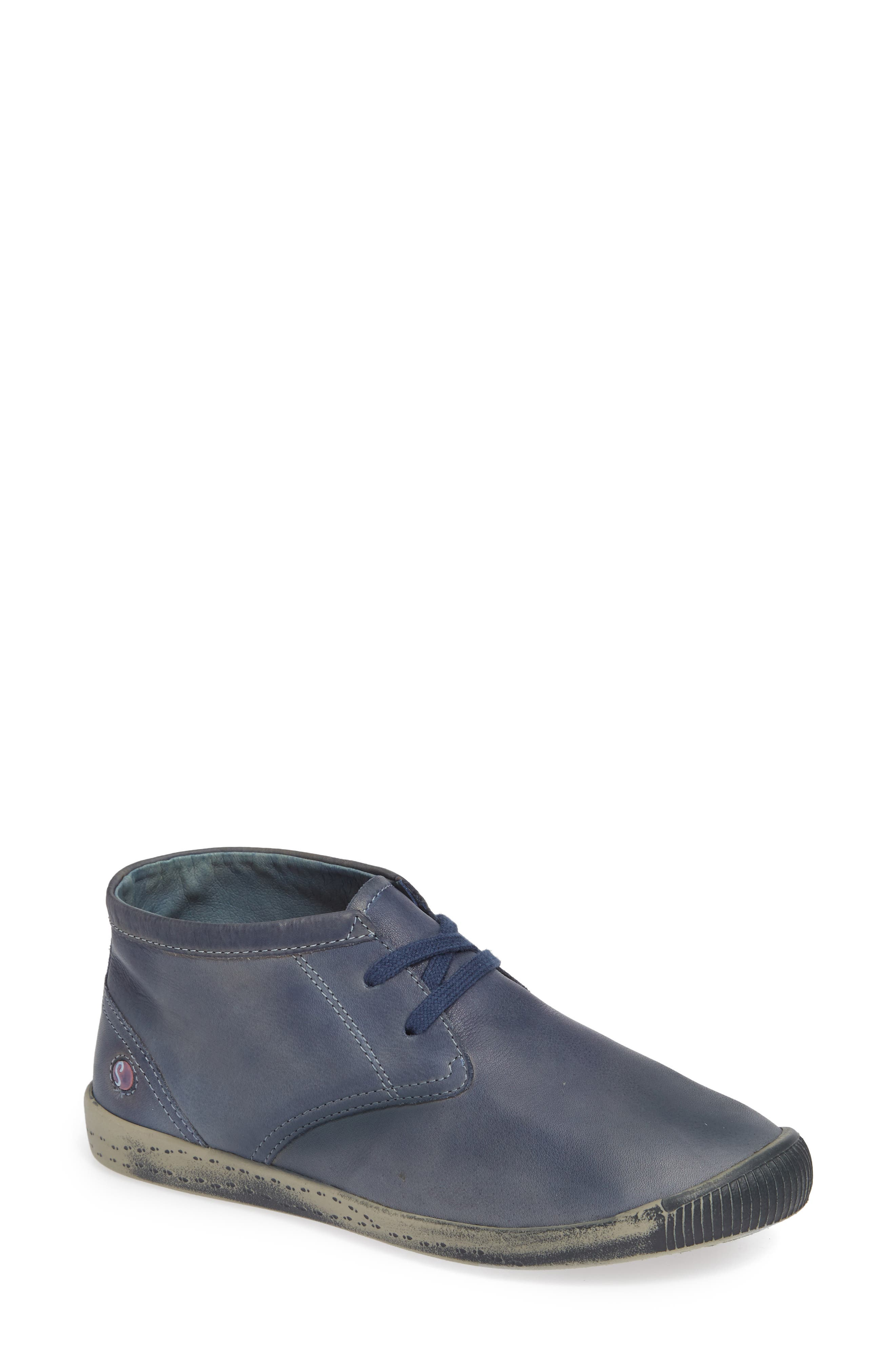 Softinos By Fly London Indira Sneaker - Blue