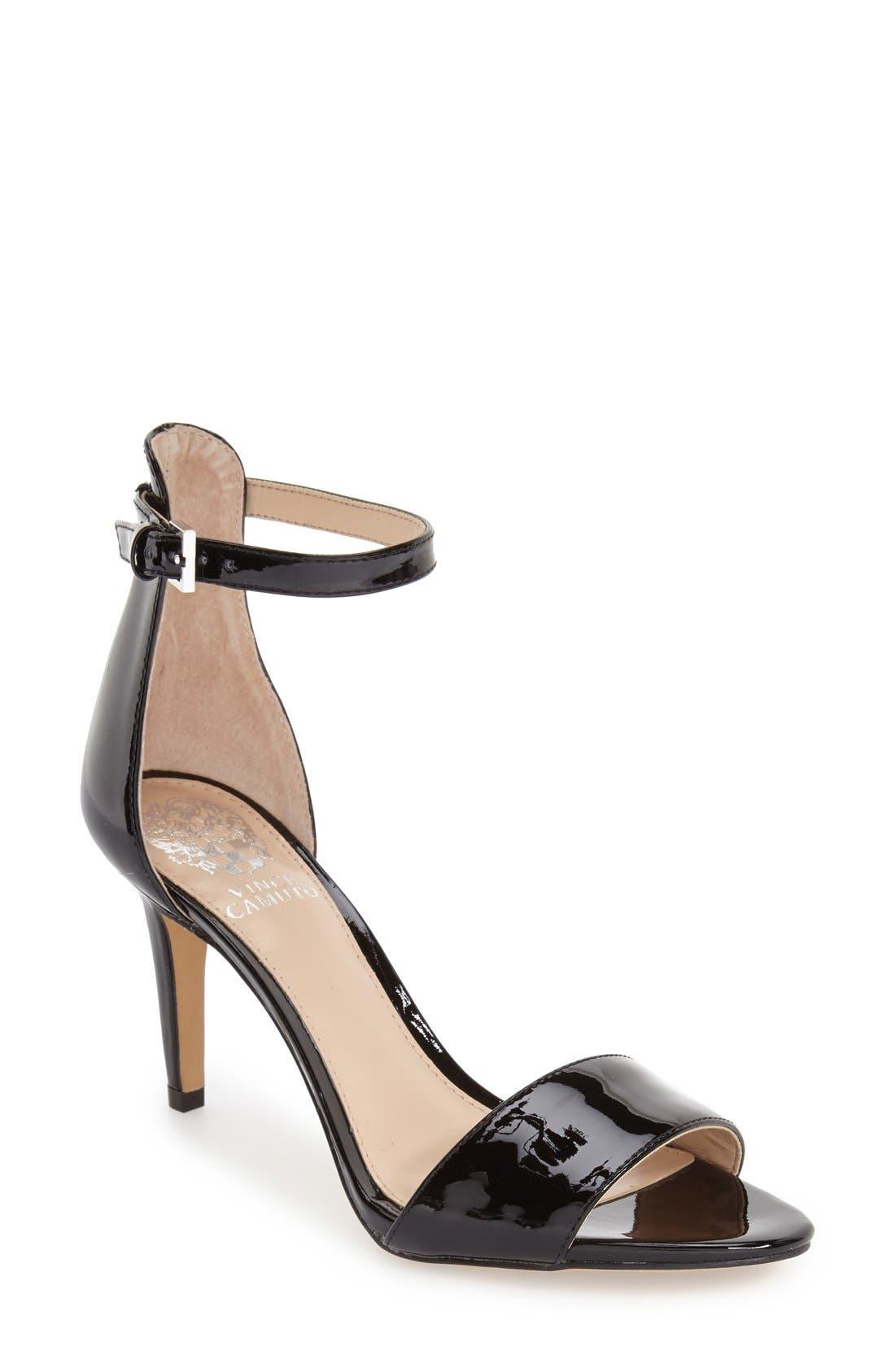 ,                             'Court' Ankle Strap Sandal,                             Main thumbnail 24, color,                             006