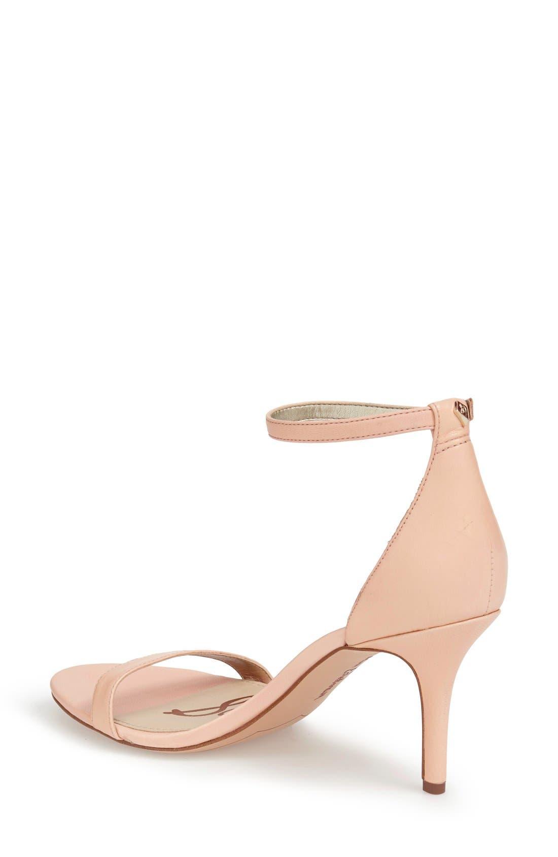 ,                             'Patti' Ankle Strap Sandal,                             Alternate thumbnail 185, color,                             253