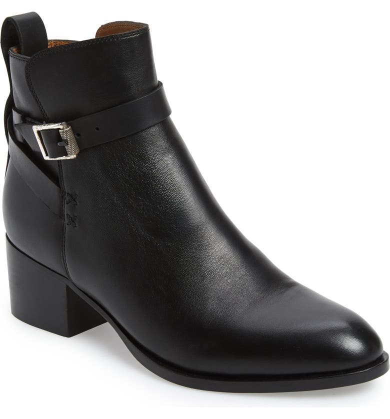RAG & BONE Walker Buckle Boot, Main, color, 001