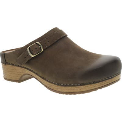 Dansko Berry Clog - Brown