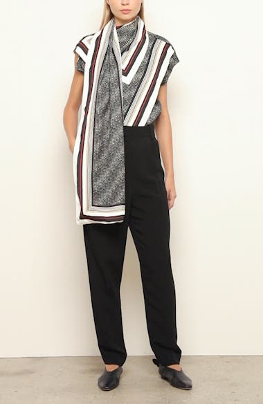 Pleated Tapered Pants, video thumbnail