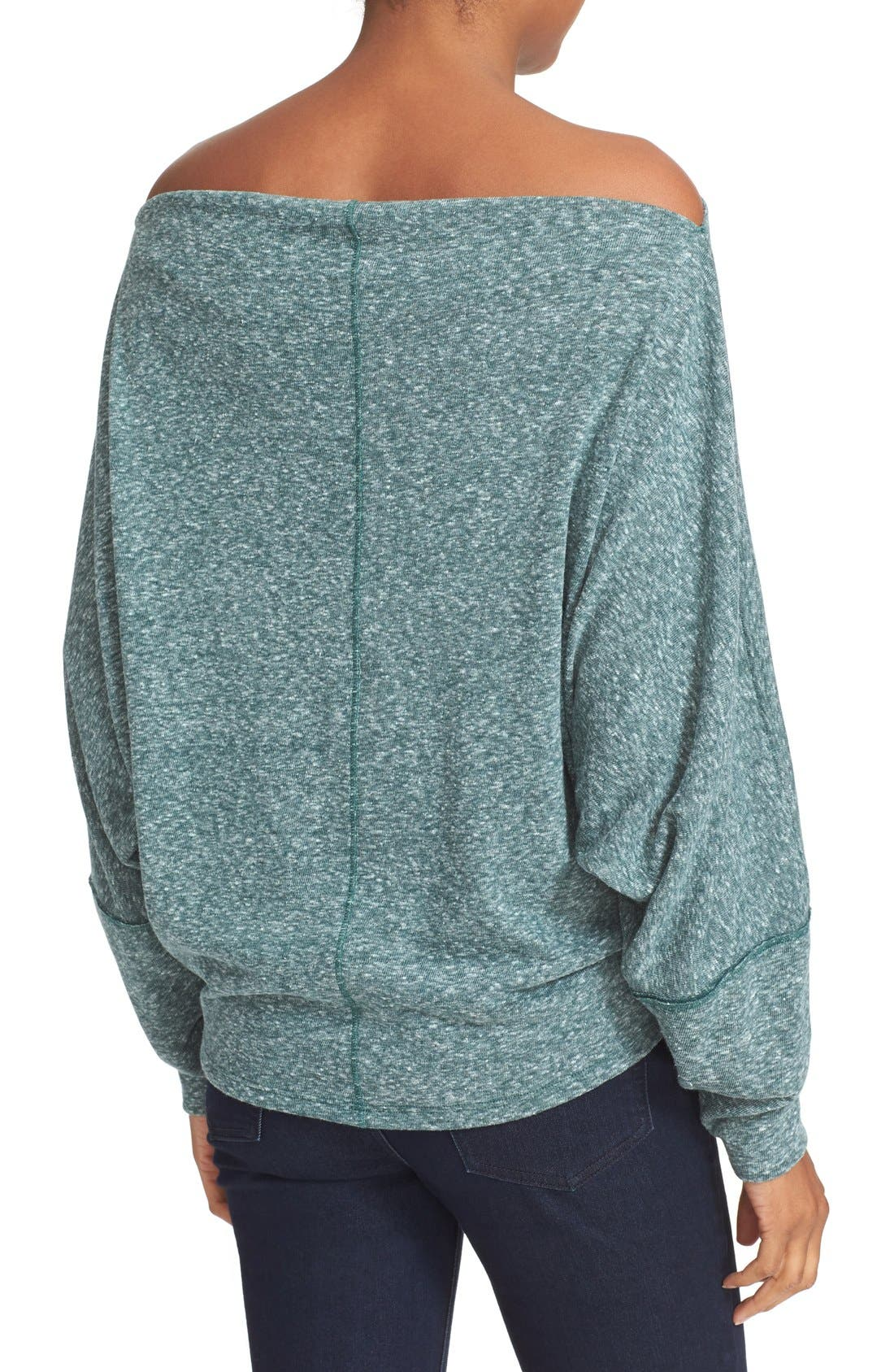 ,                             Valencia Off the Shoulder Pullover,                             Alternate thumbnail 37, color,                             440