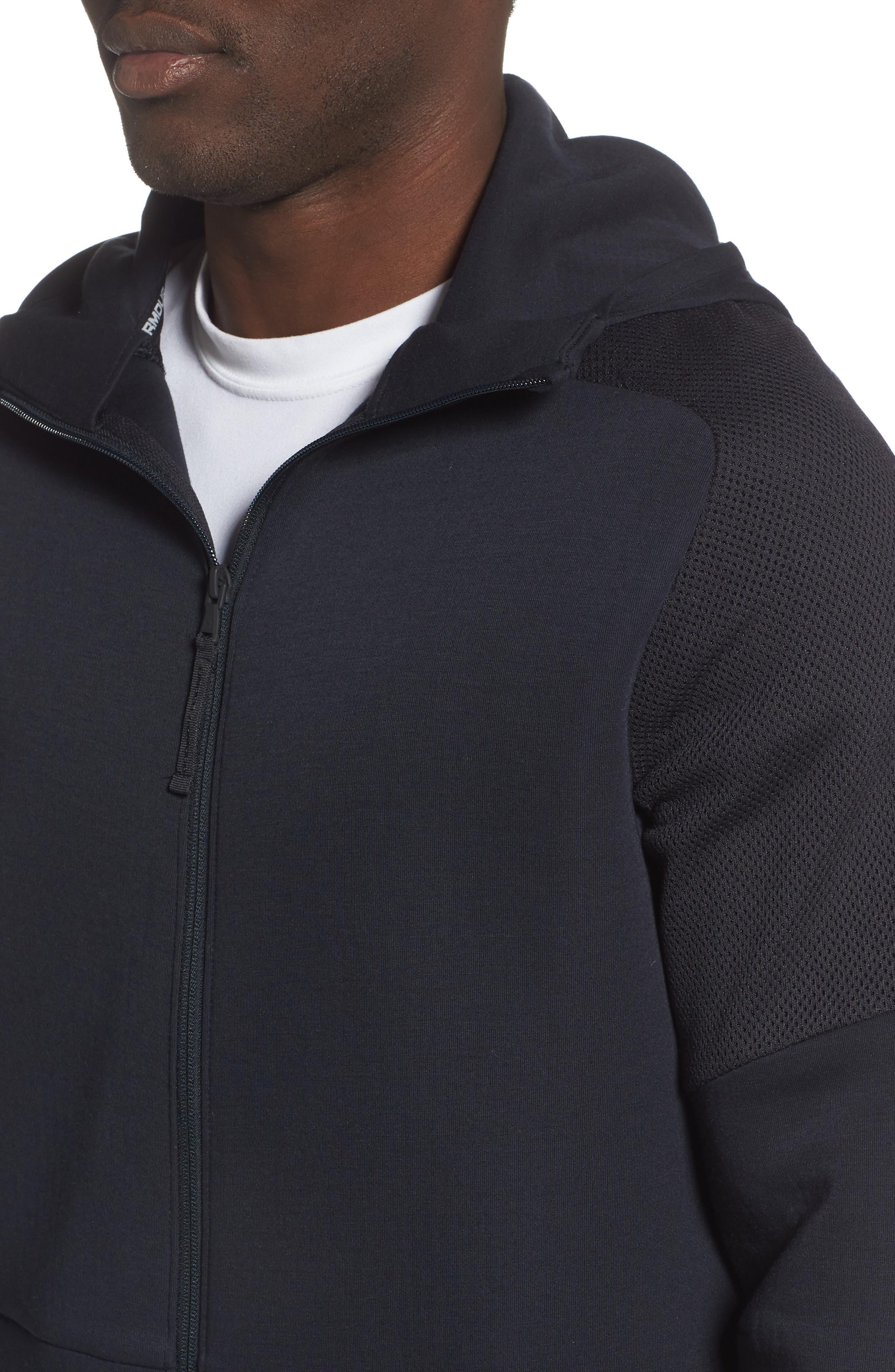 ,                             Unstoppable Move Light Full-Zip Hooded Sweatshirt,                             Alternate thumbnail 9, color,                             003