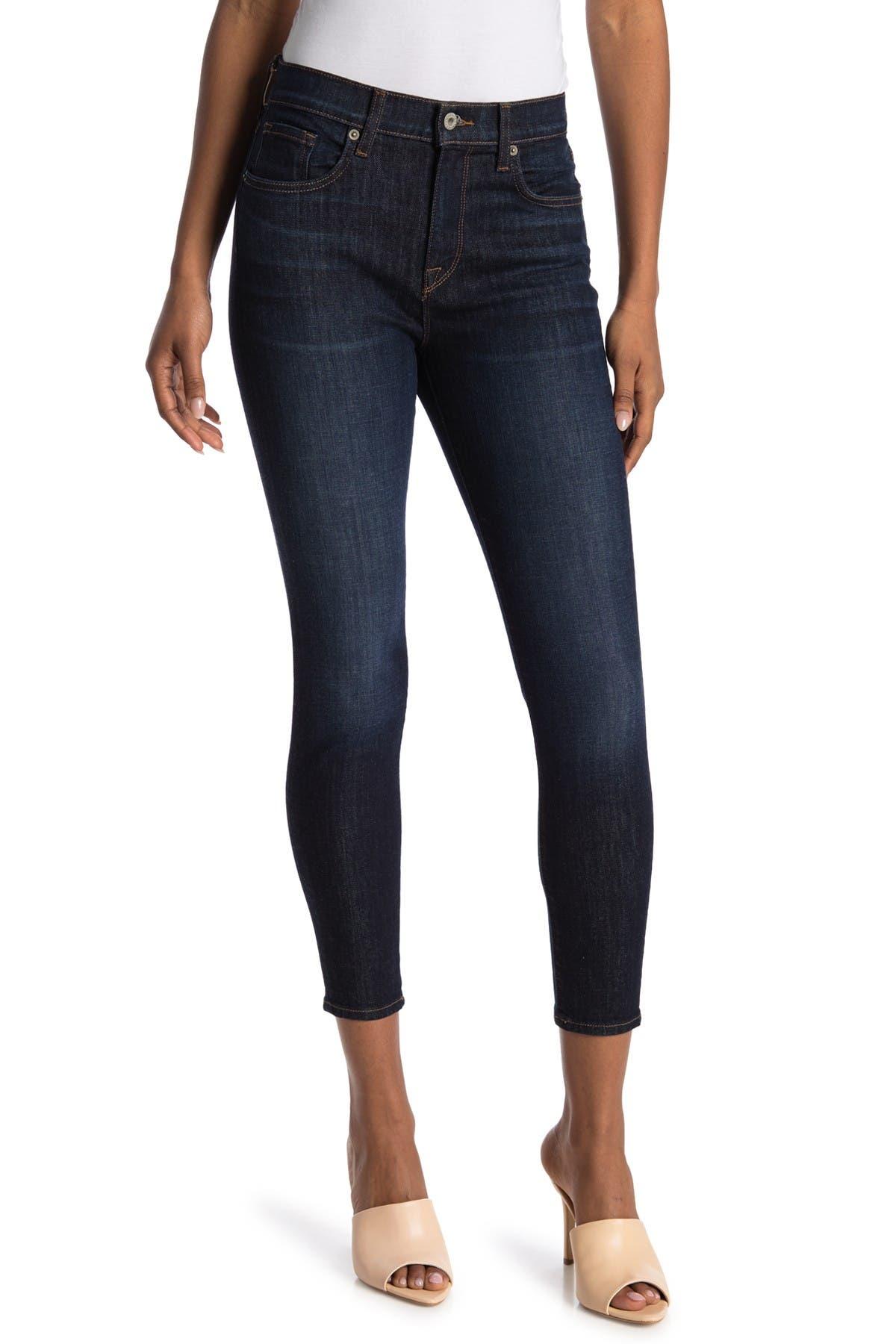 Image of BALDWIN Karlie High Waist Skinny Jeans