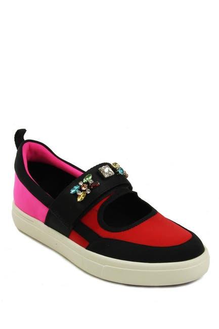 Image of VANELi Oldys Embellished Colorblock Sneaker - Multiple Widths Available