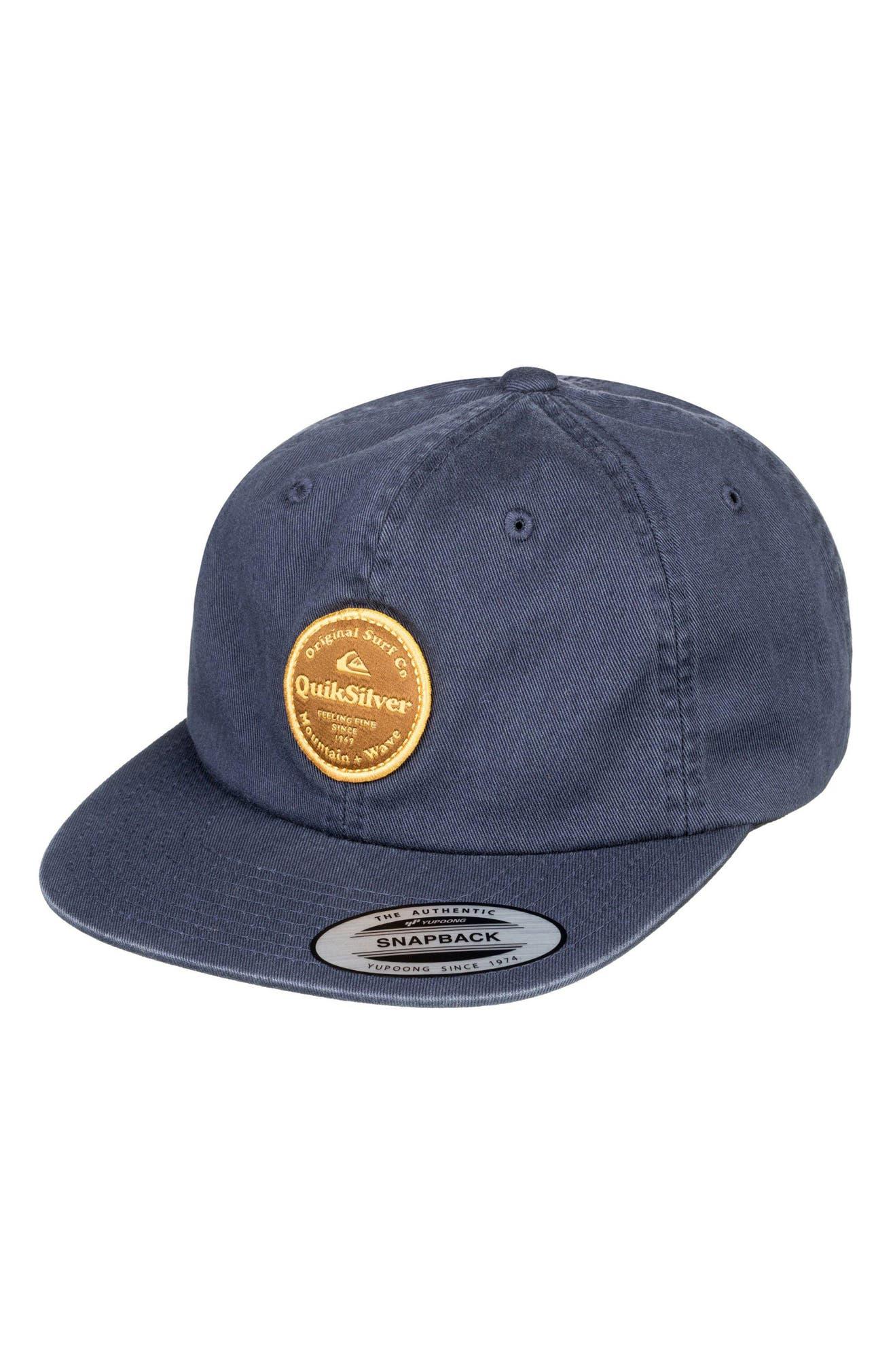 11350599df43e9 Quiksilver Slouchman Snapback Cap | Nordstrom