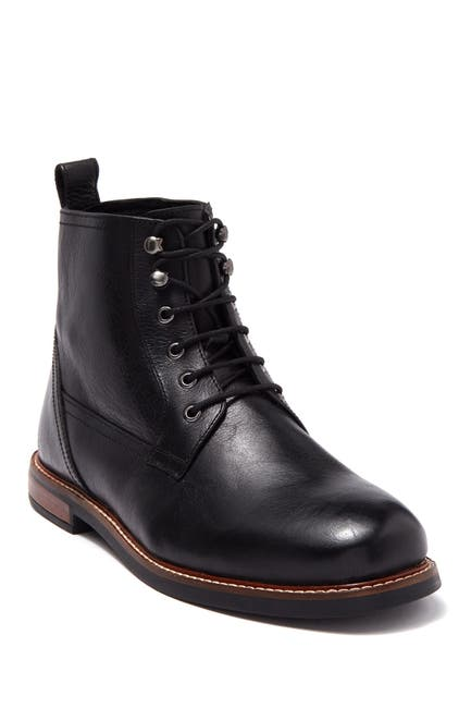 Image of Ben Sherman Brent Pain Toe Lace-Up Boot