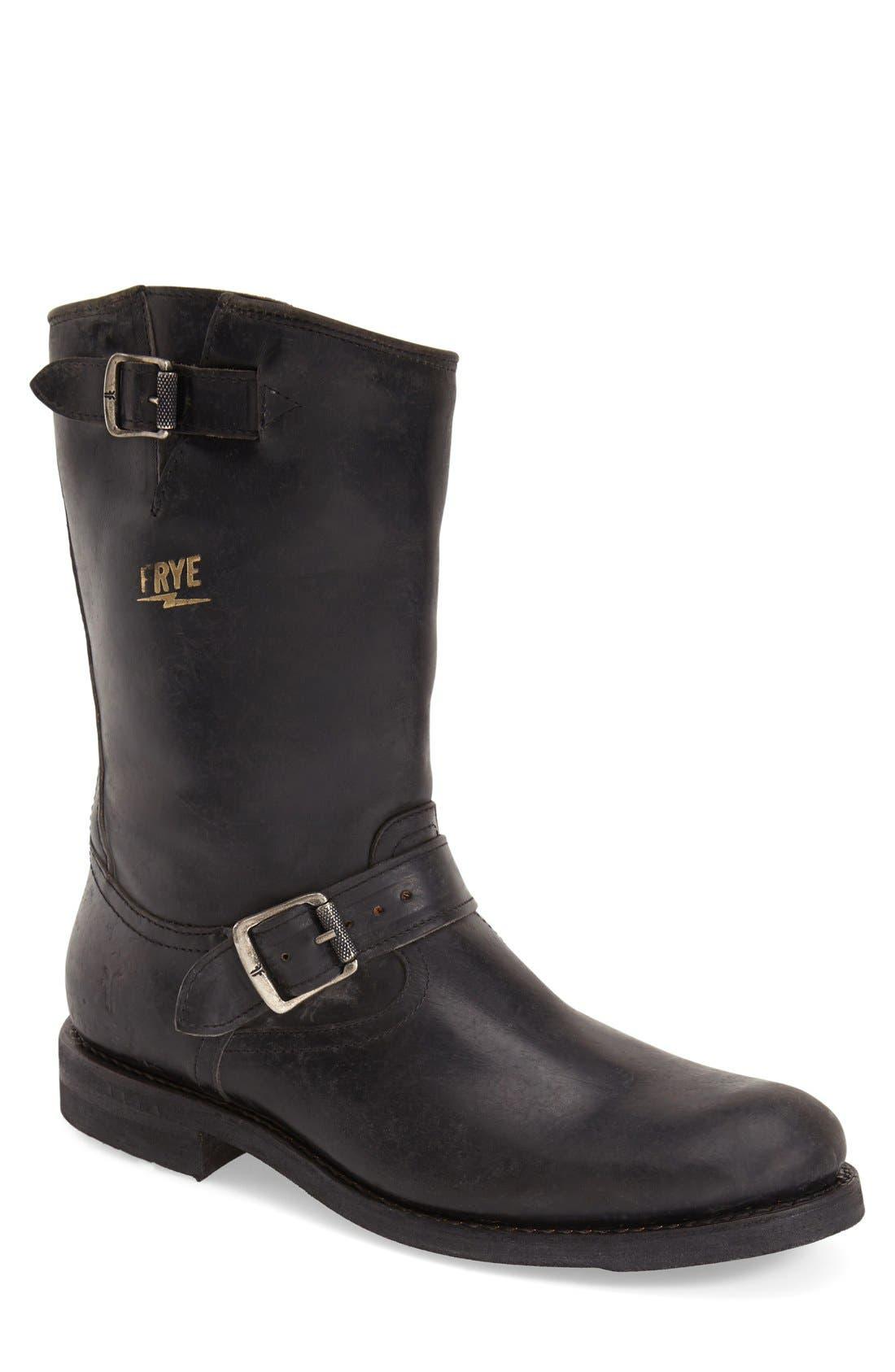 Frye 'Stone' Engineer Boot (Men