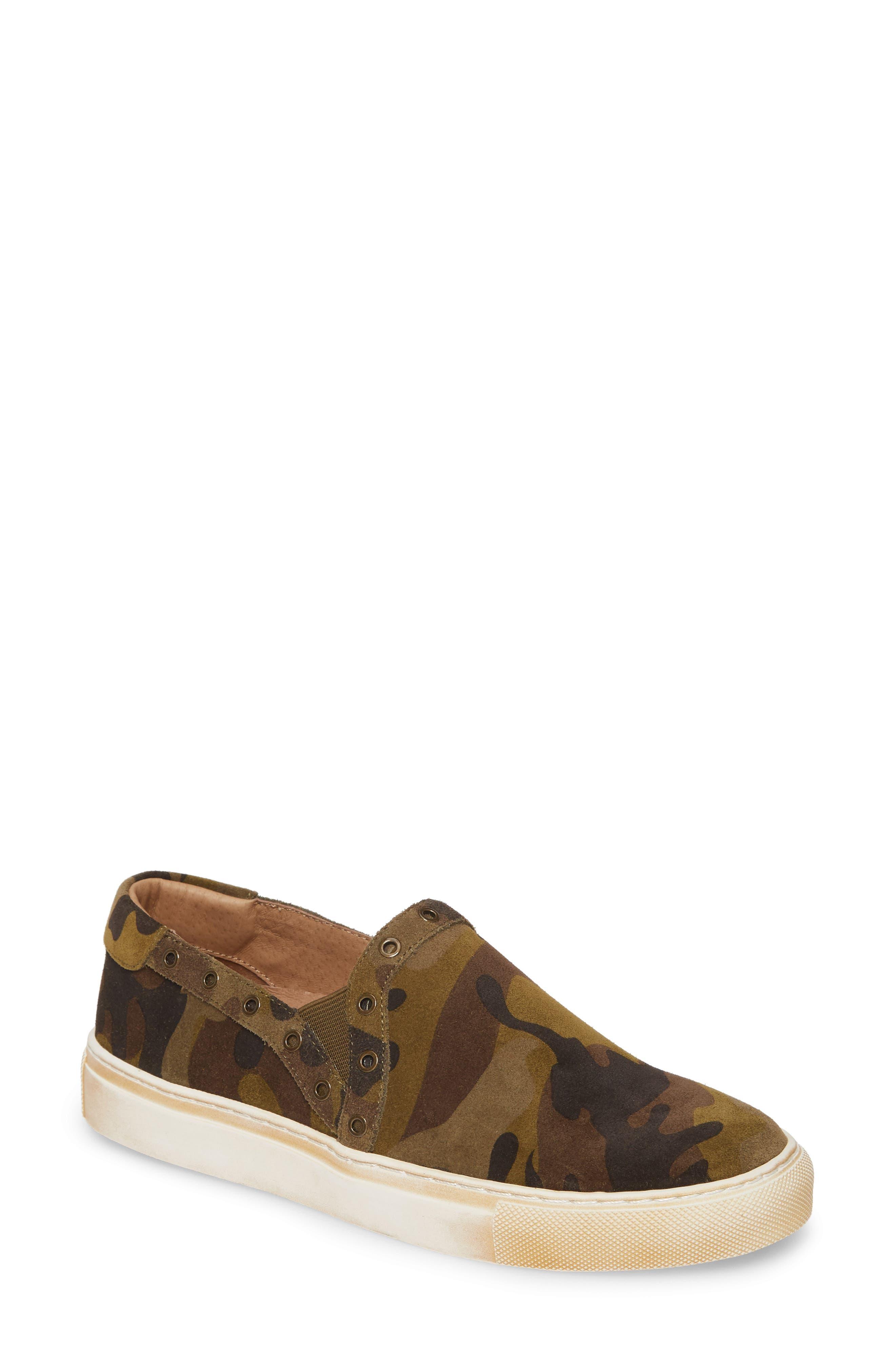 Noella Slip-On Sneaker