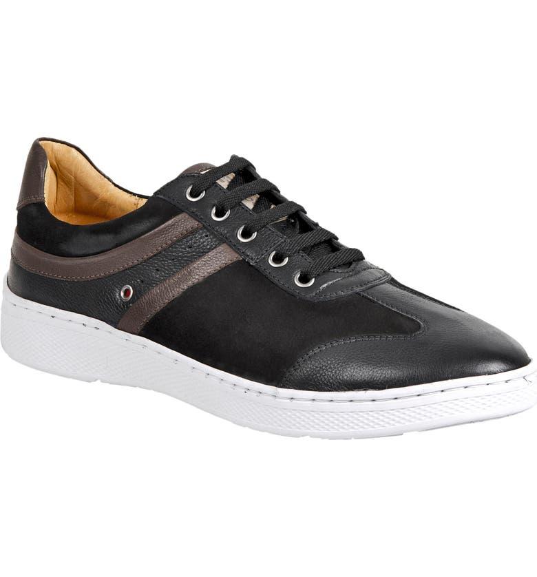 SANDRO MOSCOLONI Toby Sneaker, Main, color, BLACK