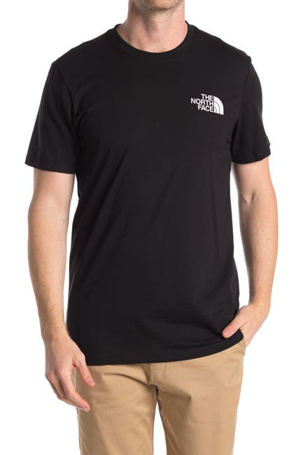Image of The North Face Walls Are Meant For Climbing Logo T-Shirt