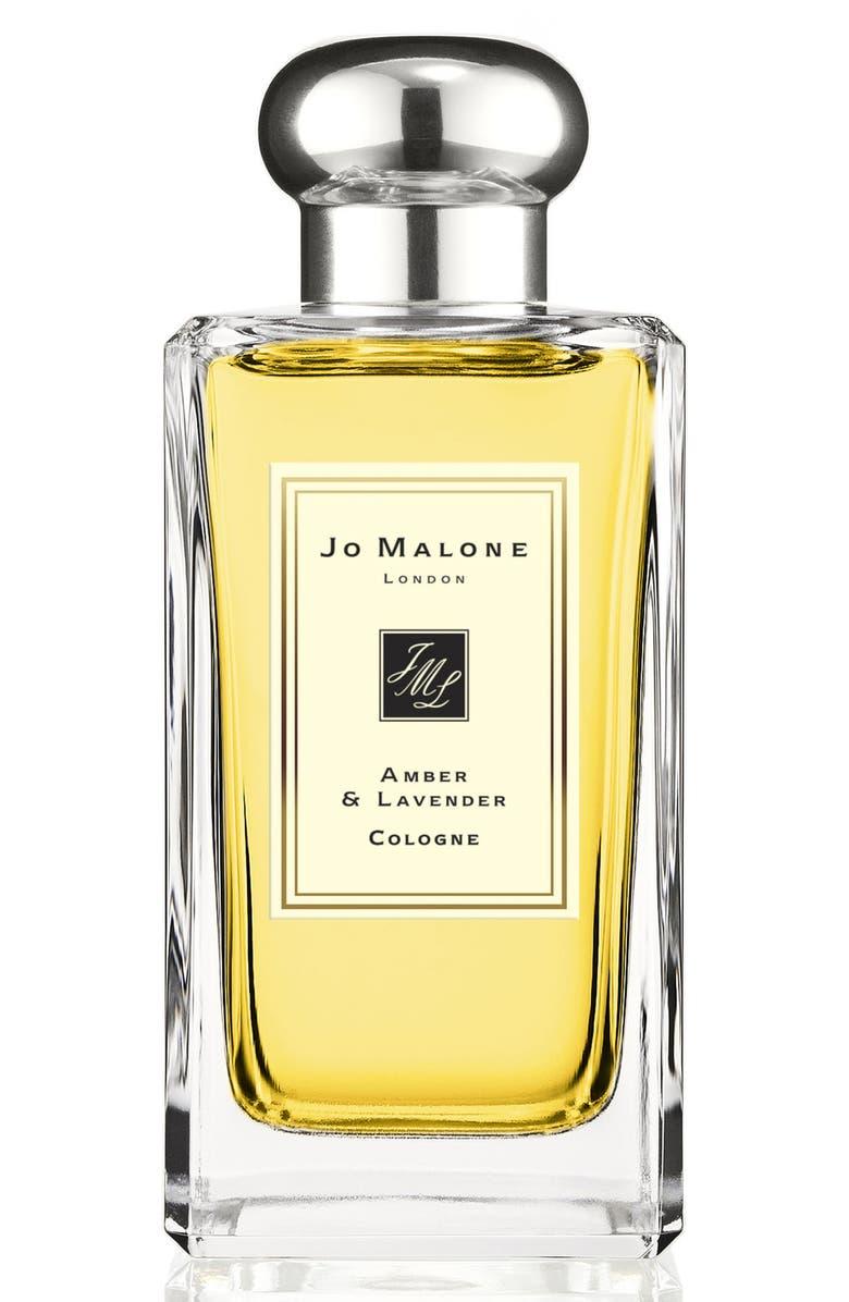 JO MALONE LONDON<SUP>™</SUP> Amber & Lavender Cologne, Main, color, NO COLOR