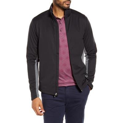 Cutter & Buck Navigate Soft Shell Jacket, Black