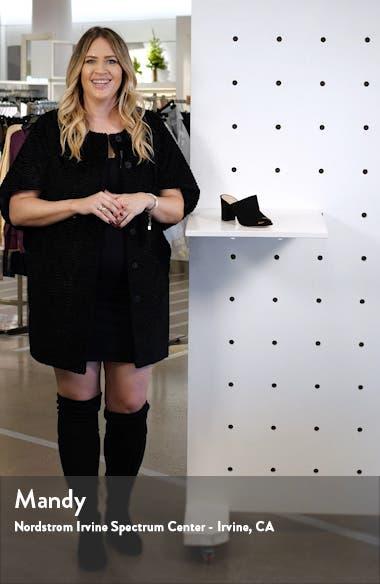 Nance Slide Sandal, sales video thumbnail