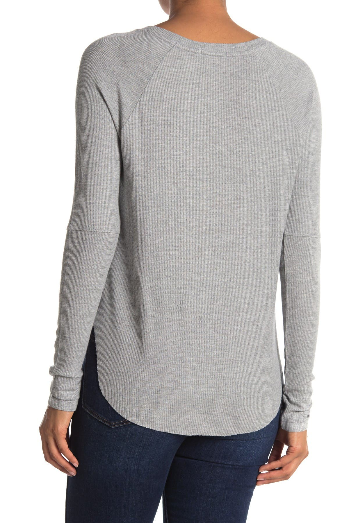 Image of Abound Long Sleeve Raglan Tee