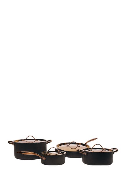 Image of BergHOFF Ouro Black 8-Piece Chef's Set