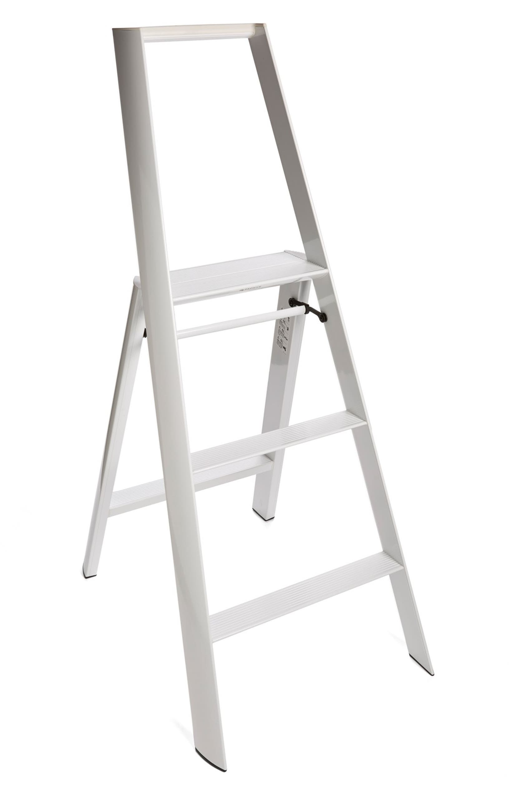 Incredible Hasegawa Lucano 3 Step Step Ladder Nordstrom Caraccident5 Cool Chair Designs And Ideas Caraccident5Info